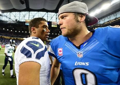 NFC WildCard Preview- Detroit Lions vs Seattle Seahawks