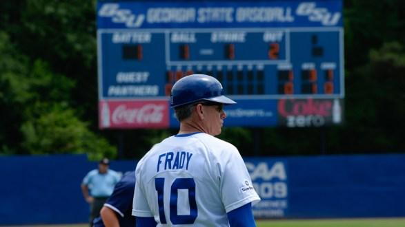 The Panthers Gets Coach Frady 500th Win And Took Two Out Of Three