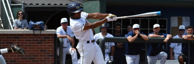 Jackets Break Out With 8-5 Win Over Mercer