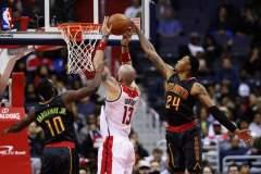 NBA Playoff Preview- Atlanta Hawks vs. Washington Wizards