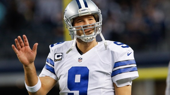 Tony Romo is set to join broadcasting