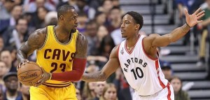 """""""A Conflict Of Greatness""""- Toronto Raptors vs. Cleveland Cavaliers Playoffs Preview"""