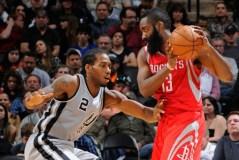 """Star Crossed""- Houston Rockets vs San Antonio Spurs Playoff Preview"