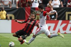 Atlanta United FC Started Fast But finished Slow In A Loss To D.C. United