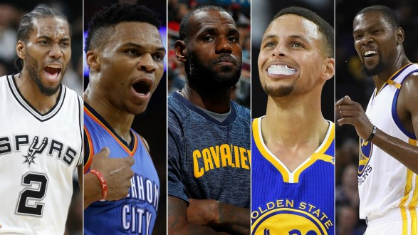 Who Should Win The NBA Awards?