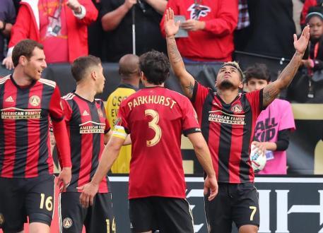 Atlanta United Defeats Charleston Battery, Advances In 2017 Lamar Hunt U.S. Open Cup