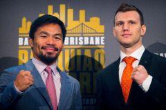 Pacquiao vs Horn: Battle in Brisbane