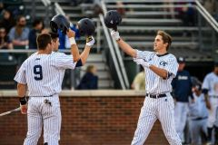 Georgia Tech Baseball's Wade Bailey And Joey Bart Were Both Named To The 2017 ABCA/Rawlings Atlantic All-Region Teams