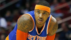 """Where's Melo""- Carmelo Anthony's Disappearing Act"