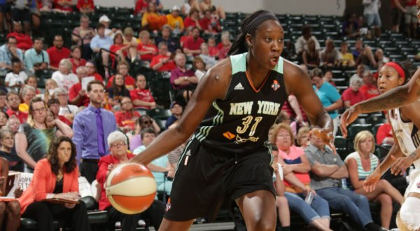 Liberty Forward Tina Charles Named Player of the Week for WNBA Record 23rd Time in her Career
