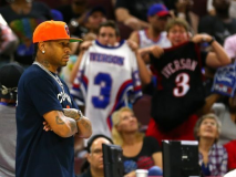 Allen Iverson And Dr. J Return To Philly In BIG3 Coaching Showdown