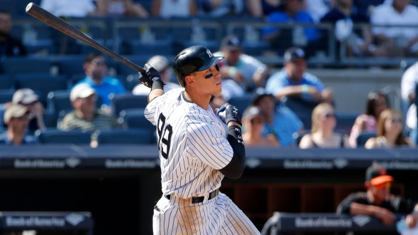 Aaron Judge And The Home Run Revival