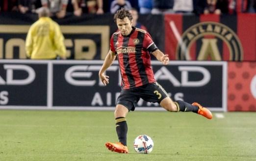 Atlanta United's Michael Parkhurst Named MLS All-Star