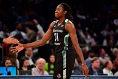 New York's Tina Charles Named WNBA Eastern Conference