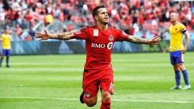 Sebastian Giovinco Named MLS Player Of The Week