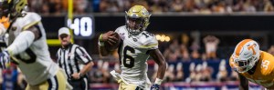 Marshall Named ACC Offensive Back Of The Week