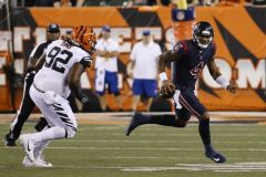 Watson Leads Texans Over Bengals