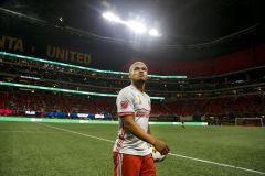 Atlanta United's Josef Martinez Voted Alcatel MLS Player Of The Week