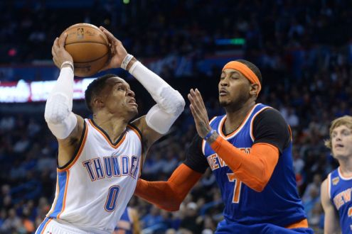 The Super Team Trend Continues: Carmelo Anthony Traded to Oklahoma City Thunder
