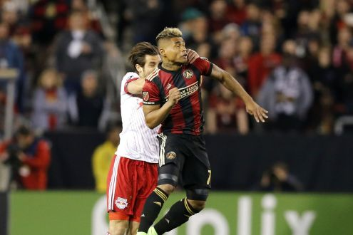 Atlanta United Battle To 0-0 Draw With New York Red Bulls