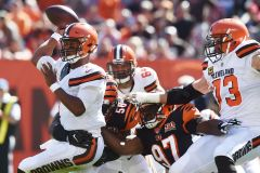Cleveland Browns Notes: Browns Mauled By The Bengals