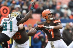 Cleveland Browns Notes: Did the Browns Silence the Jaguars?