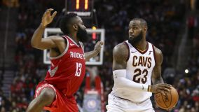The First Quarter Mark NBA MVP Rankings