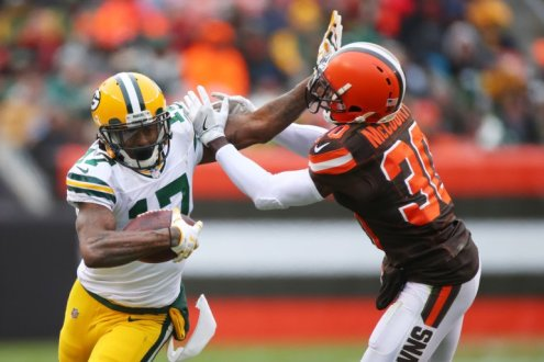 Cleveland Browns Notes: Cleveland Packs It In Against The Packers