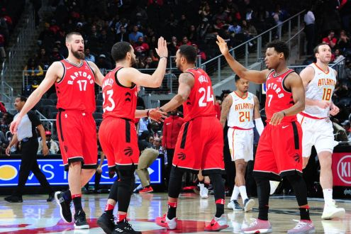 The Hawks Get Embarrassed By The Raptors At Home
