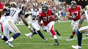 NFC Wild Card Preview- Atlanta Falcons, Los Angeles Rams Parallel Run Continues