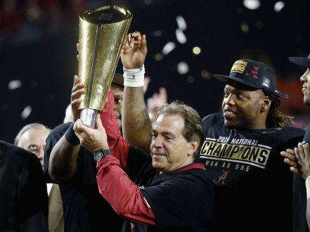 A Windup Rant: Nick Saban's A Genius