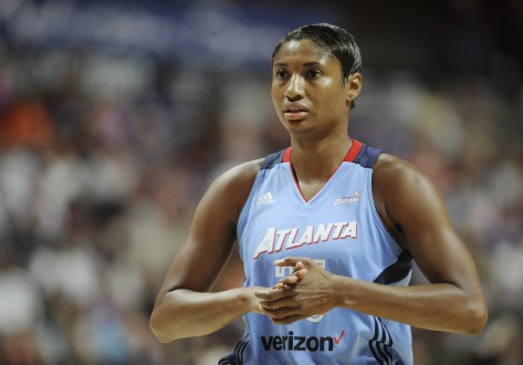 Angel McCoughtry Announces Return to Atlanta Dream, WNBA