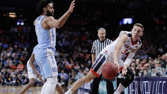 Virginia Takes Down North Carolina To Win ACC Championship