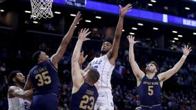 Duke's Second Half Surge Sinks Notre Dame