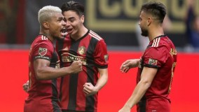Miguel Almirón Voted Alcatel MLS Player Of The Week