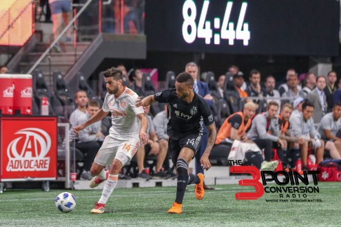 A Short Handed United FC Couldn't Keep Up With Kansas City