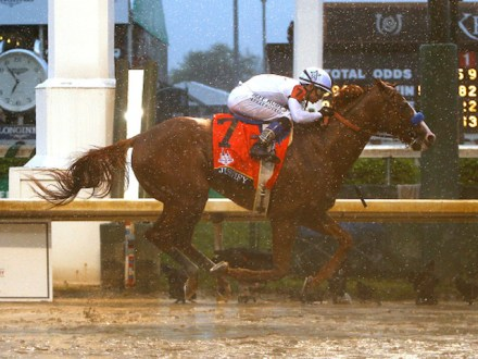 Justify Wins The 144th Kentucky Derby