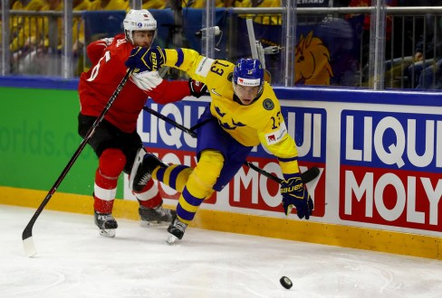 Sweden Wins IIHF Gold For Second Time In Two Years
