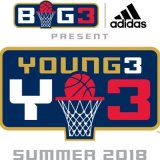 BIG3 and Adidas have announced Young3, a youth basketball initiative