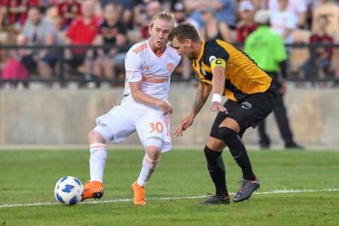 Atlanta United Defeats Charleston Battery 3-0