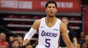 Lakers' Josh Hart Named Most Valuable Player Of MGM Resorts NBA Summer League 2018