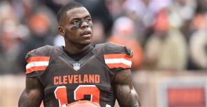 Josh Gordon Will Be Placed On The Non-Football Illness Reserve List