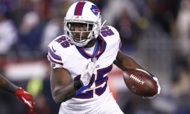 Buffalo Bills LeSean McCoy Accused of Beating Girlfriend