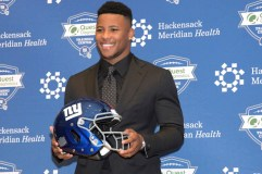 Giants Sign Barkley To Full Guaranteed Rookie Deal