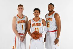 Atlanta Hawks Announce 2018 Preseason Schedule