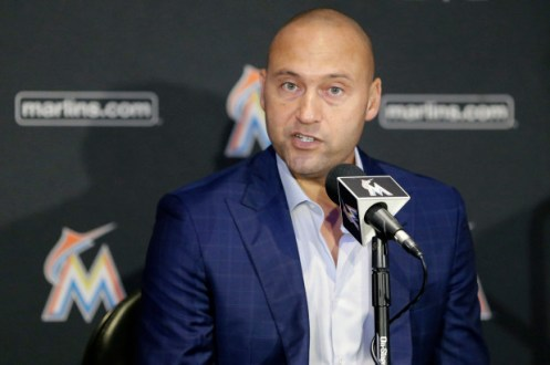 Is Derek Jeter Making Miami Great Again?