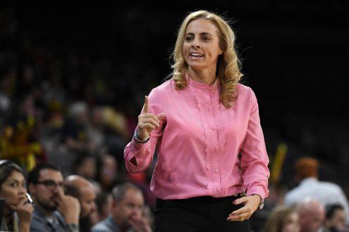 Atlanta's Collen Named WNBA Coach Of The Month