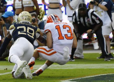 Yellow Jackets Get Embarrassed At Home By Tigers