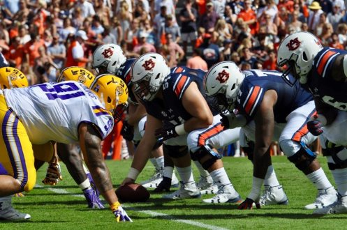 Blowouts, Upsets And Close Calls Caps Crazy Weekend: College Football Top Ten (Week 3)
