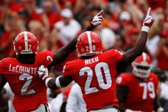 College Football Top Ten (Week 9): One Upset Only